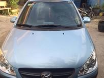 Cần bán xe Hyundai Getz đời 2010, màu xanh lam, nhập khẩu, xe gia đình
