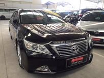 Bán Toyota Camry 2012, màu đen giá cạnh tranh