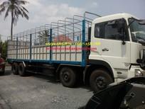 Bán xe tải Dongfeng 4 chân giá tốt tại Sài Gòn chỉ cần trả trước 50 triệu nhận ngay xe.