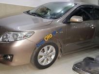 Bán xe Toyota Corolla altis G đời 2009 số sàn, xe còn tốt