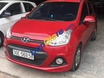 Bán Hyundai i10 1.0 AT đời 2014, màu đỏ