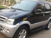 Bán xe cũ Daihatsu Terios Limited đời 2005, màu đen số sàn