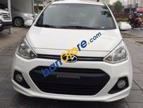 Nhất Huy Auto bán Hyundai i10 1.2 AT đời 2014, màu trắng