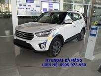 Bán xe Hyundai Creta năm sản xuất 2017, màu trắng, nhập khẩu