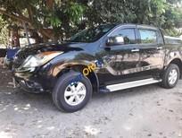 Bán xe Mazda BT 50 2014, màu đen, nhập khẩu Thái Lan