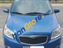 Cần bán gấp Daewoo GentraX AT năm sản xuất 2009, màu xanh lam, 310tr