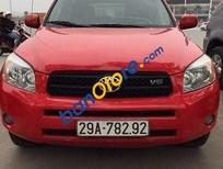 Salon Auto Hùng Loan cần bán lại xe Toyota RAV4 Limited sản xuất 2006, màu đỏ