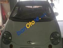 Bán xe cũ Daewoo Matiz MT 2004, màu trắng, giá tốt