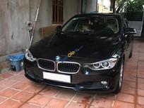 Cần bán BMW 3 Series 320i sản xuất năm 2012, màu đen, xe nhập chính chủ
