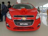 Bán Chevrolet Spark Duo sản xuất 2017, màu đỏ