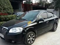 Bán Daewoo Gentra năm 2009, màu đen xe gia đình, 245 triệu