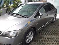 Cần bán gấp Honda Civic 1.8 AT sản xuất 2010, màu bạc