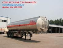 Xe bồn chở dầu ăn, chở mật, chở sữa 6-11m3, 16-21m3 tại Hà Nội 2016, 2017