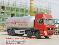 Xe bồn chở khí Gas – LPG, chở khí ô xy lỏng 8-12m3, 18-20m3, 25-48m3 tại Hà Nội  2016, 2017