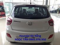 Bán ô tô Hyundai i10 2017, màu trắng, xe nhập, 362 triệu. Hyundai Đà Nẵng: **0905.976.950**