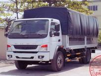 Cần bán Mitsubishi xe tải Fighter FI 12 2016, màu trắng, xe nhập