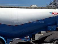 Bán Mooc chở xi măng rời CIMC 30 khối, bao téc dài 8,8m
