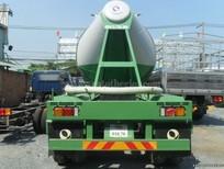 Sơ Mi Rơ Mooc CIMC Xitec Chở Xi măng rời, Xi măng Xá 30 khối, 31 tấn