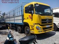Bán xe Dongfeng 5 chân Hoàng Huy chỉ cần trả trước 50 triệu nhận ngay xe