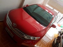 Cần bán gấp Toyota Venza 2009, màu đỏ, nhập khẩu chính chủ