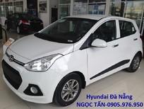 Cần bán Hyundai Grand i10 2017, màu trắng, nhập khẩu hải quan chính ngạch