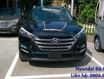 Bán Hyundai Tucson 2017, màu đen, nhập khẩu, giá chỉ 988 triệu. Hotline: 0905.976.950