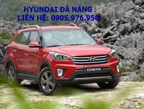 Cần bán Hyundai Creta 2017, màu đỏ, nhập khẩu nguyên chiếc, 800 triệu
