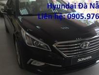 Cần bán xe Hyundai Sonata 2017, màu đen, nhập khẩu