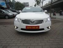 Cần bán lại xe Toyota Camry 2011, màu trắng, nhập khẩu chính hãng, giá tốt