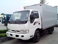 Giá xe tải Kia 2,4 tấn Thaco Trường Hải mới nâng tải ở Hà Nội hỗ trợ trả góp 80%