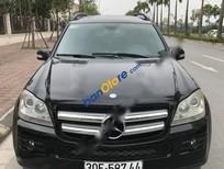 Bán xe Mercedes GL 450 đời 2007, màu đen, xe nhập chính chủ, giá chỉ 970 triệu