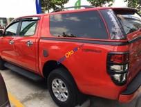 Bán Ford Ranger XLS MT năm sản xuất 2015, màu đỏ, nhập khẩu số sàn giá cạnh tranh