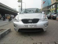 Cần bán xe Kia Carens 2.0AT 2012, màu bạc