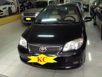 Salon auto Kiên Cường bán xe Toyota Vios 2007, màu đen