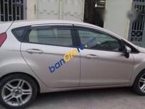 Cần bán Ford Fiesta S sản xuất 2013, màu bạc chính chủ, giá 485tr