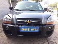 Long Việt Auto 2 bán xe Hyundai Tucson 2.0AT đời 2010, màu đen, nhập khẩu