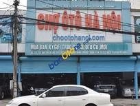 Cần bán xe Daewoo Leganza CDX năm 1999, màu trắng, xe nhập, giá chỉ 95 triệu
