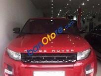 Nam Chung Auto bán LandRover Range Rover Evoque Dynamic đời 2012, màu đỏ, xe nhập