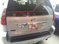 Cần bán xe Lexus GX 470 năm 2008, màu bạc, nhập khẩu chính chủ