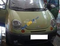 Cần bán gấp Daewoo Matiz sản xuất 2005, màu xanh