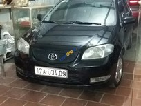 Bán Toyota Vios E năm 2007, màu đen chính chủ