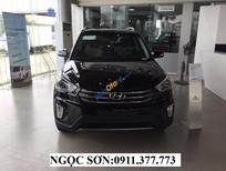 Bán xe Hyundai Creta năm 2016, màu đen, nhập khẩu, giá chỉ 786 triệu