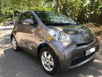 Cần bán lại xe Toyota IQ đời 2010, màu xám, nhập khẩu