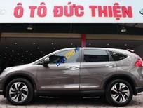 Bán xe Honda CR V 2.4AT sx 2015, màu ghi