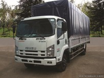 Bán xe tải 6.2 tấn Isuzu FRR90N thùng mui bạt 6.7m