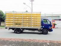 Hyundai Mighty HD72 – tổng tải 7.6 tấn– thùng chở gia cầm có chiều dài thùng 5m