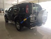 Cần bán gấp Ford Everest 4x4 MT đời 2010, màu đen xe gia đình