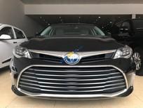 Cần bán Toyota Avalon Hybrid Limtied, màu đen, nhập khẩu Mỹ full hết đồ xe giao ngay