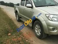 Chính chủ cần bán xe cũ Toyota Hilux 3.0 đời 2010, giá tốt