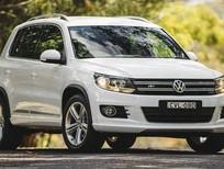 Giá bán xe Volkswagen Tiguan chính hãng tại Sài Gòn